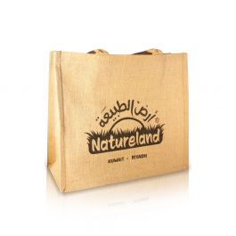 Natureland Jute Bag - Black