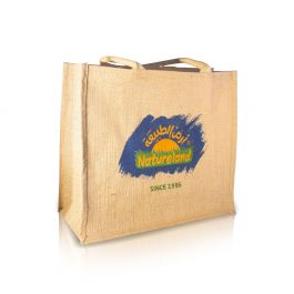 Natureland Jute Bag - Colour