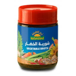 Natureland Vegetable Broth 125g
