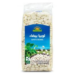 Natureland White Beans 500g