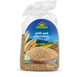 Natureland Whole Wheat 500g