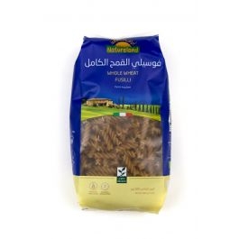 Natureland Whole Wheat Fusilli  500g