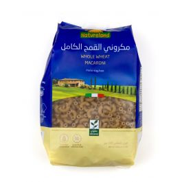 Natureland Whole Wheat Macaroni 500g