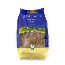 Natureland Whole Wheat Penne 500g