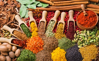 Three tasty herb and spice combinations