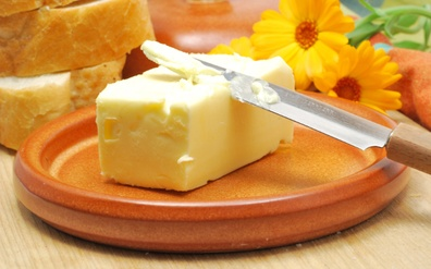 Five Health Benefits of Butter
