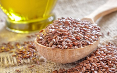 Flaxseeds - small seed, big nutritional value