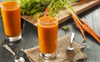 Vegetable juices information sheet