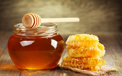 The difference of raw honey