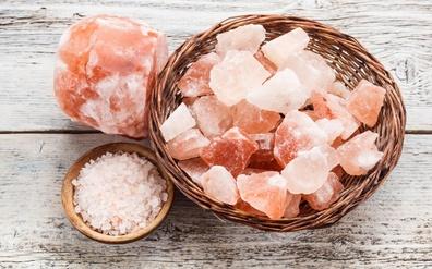 The Secrets Of Himalayan Rock Salt