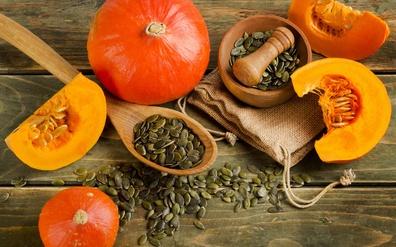 Pumpkin Seeds for Athletes
