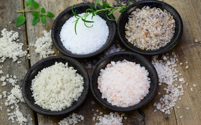 A Salt for each Seasoning