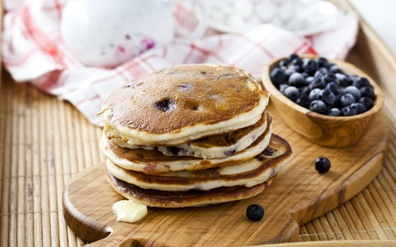 5 Favourite Blueberry breakfasts