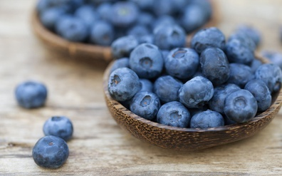 Blueberry nutrition value is hard to beat