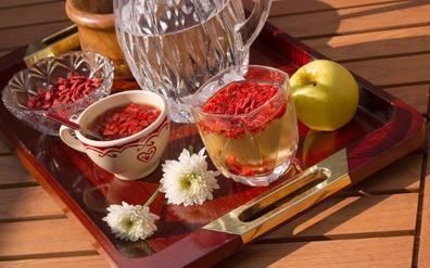 Best Goji Berry Juice Smoothie Recipes Natureland أرض الطبيعة