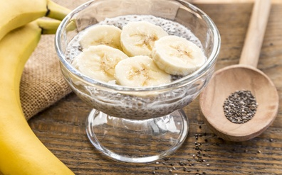 4 Breakfast Favorites made with Chia Seed
