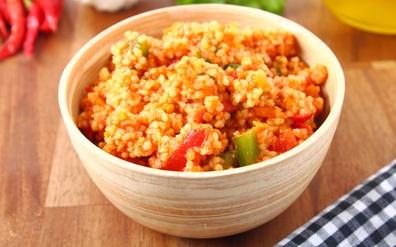 Three Easy Millet Salad Recipes