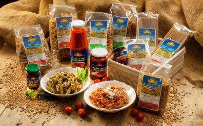 Choose your wholegrain pasta