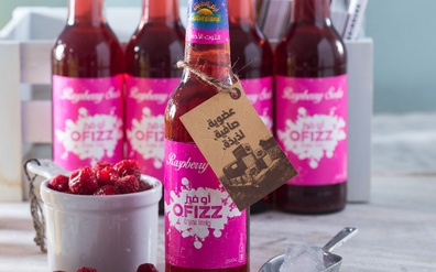 O'Fizz - Enjoy a taste of nature in every sip