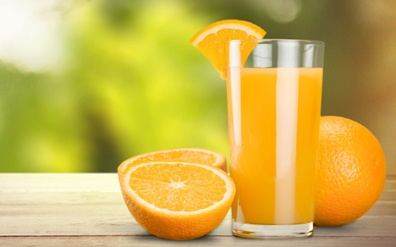 Real orange juice could boost brain function
