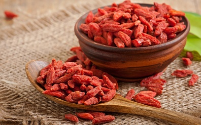 Goji Berry Benefits - why they are so good for you
