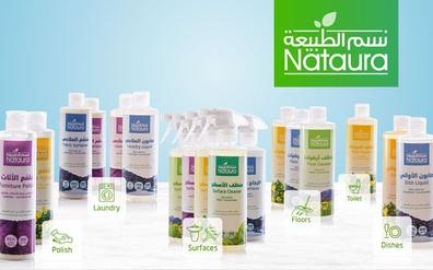 Natureland launches new organic cleaning range