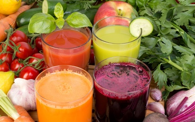 Real life stories of health benefits from juices
