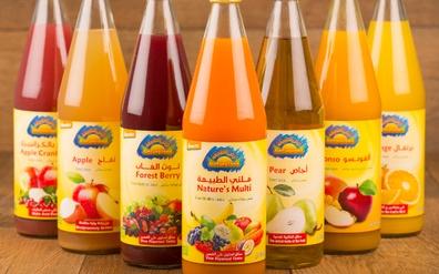 Brochure - Organic Juices